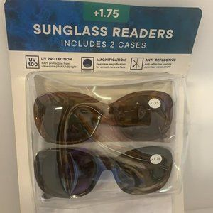 Modo sunglass readers + 1.75